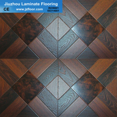 12mm hdf  unilin click parquet laminate flooring