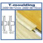 T-moulding