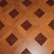 12mm CE good quality square parquet laminate flooring