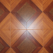 12mm good quality Germany technical HDF square parquet
