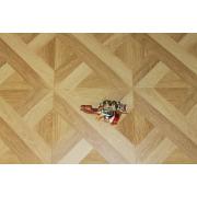 12mm e1 best price square parquet laminate flooring