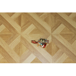 12mm e1 best price square parquet laminate flooring