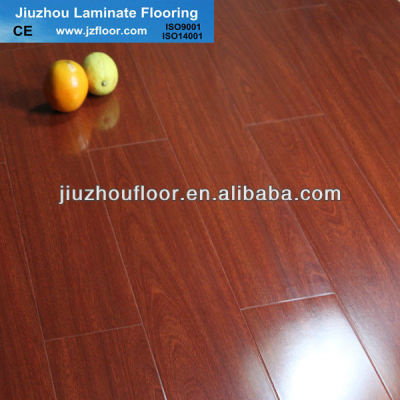 12mm good quality high glossy waterproof laminate flooring