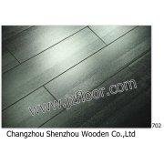 100% Black HDF Laminate Flooring