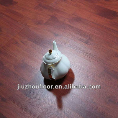8mm e1 standard good price embossed laminate flooring