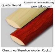 Quater Roud accessory of Laminate Floor