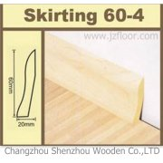 Skirting accessory of Laminate Floor