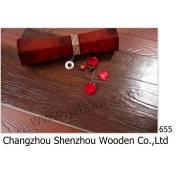 ELM wood Laminated Flooring