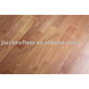 double click water resistant embossed laminate flooring
