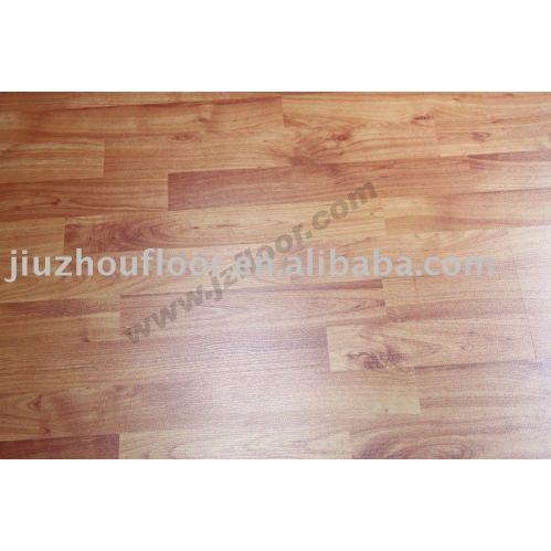 Glueless easy lock laminate flooring best price china for Glueless laminate flooring