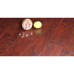 12 mm match regiatered wooden laminate flooring
