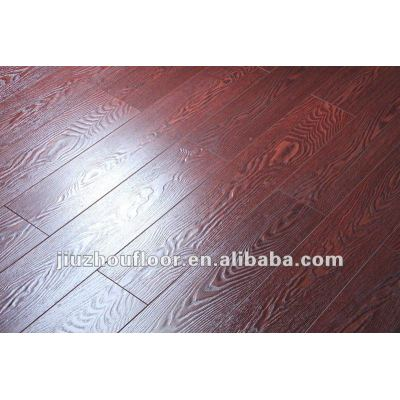 12mm Water-proof Match registered laminate flooring