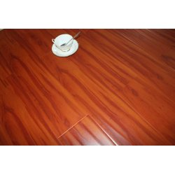 Handscraped Water-proof laminate flooring Ac3 12mm