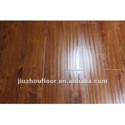 12mm hdf handscraped laminate flooring