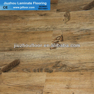 AC3 High Glossy 12mm Laminate Flooring