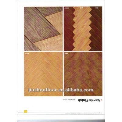 Vantic finish 12mm Popular laminate flooring