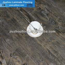 12mm High Glossy Beautiful Decorative Paper Laminate Flooring