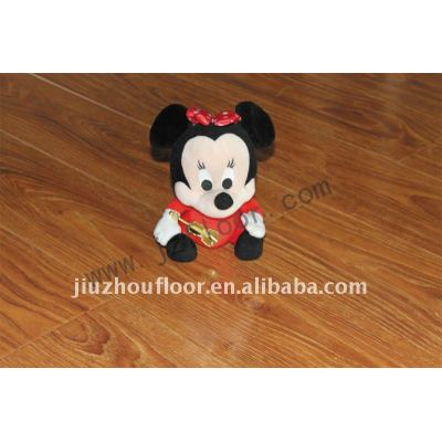 Water-proof High glossy laminate flooring U-groove