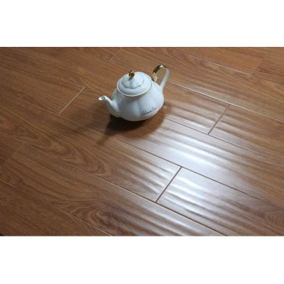 Handscraped Water-proof 12mm laminate flooring