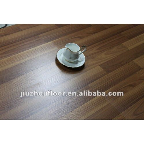 water-proof laminate flooring little embossed good quality - china