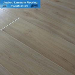 super high gloosy indoor decoration laminate flooring good quality