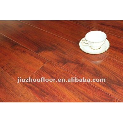 Water-proof laminate flooring High gloosy Good quality