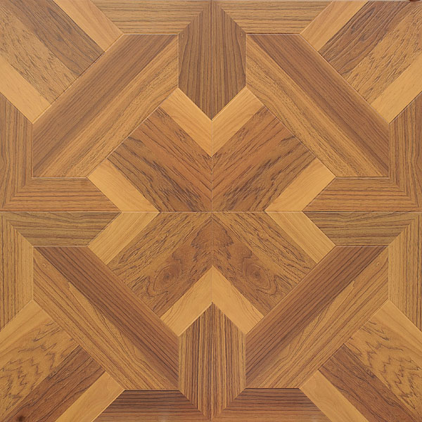 Pictures of 12mm e1 square parquet laminate flooring for Square laminate floor tiles