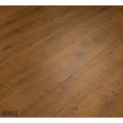Good Quality 12mm Pearl Surface  Laminated Wood   Floor