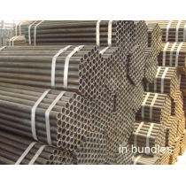 carbon welded steel pipe scaffolding material/construction material/ manufacturer