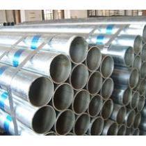 Hot galvanized steel pipe ASTM SCH40 for fluid irrigation