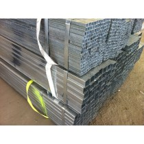pre galvanized square steel pipe/tube manufacturer/construction material