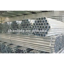 thin wall pre galvanized steel pipe