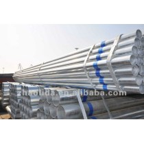 pre galvanizd construction steel pipe