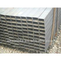 structure steel galvanized square and rectangular pipe manufacturer