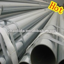 pre-galvanized welded steel pipes