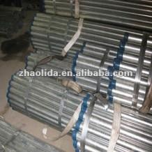 pre-galvanized erw steel pipe
