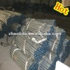 pre-galvanized pipe sizes