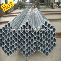 Irrigation Pipe: Pre-Galvanized Welded Steel Pipe