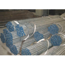 hot dipped galvanized pipe for fence post