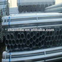 Hot Dipped Galvanized Steel Pipe for Low Pressure Fluid Delivery
