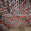 Galvanized Nature Gas Steel Pipe Sizes