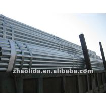 hot galvanized water/gas tube