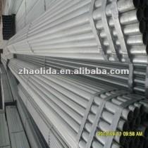 mild galvanized steel pipe mill