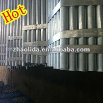 High Zinc Coating Hot Dipped Galvanized Pipe