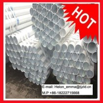 ASTM A53 galvanized pipes carbon steel pipes Z275 water&gas pipes