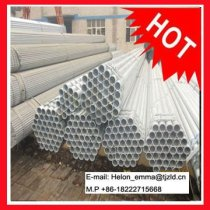 bs 1387 hot dipped galvanized conduits for gas line