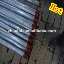 ASTM Galvanized Steel Pipe with Threaded End