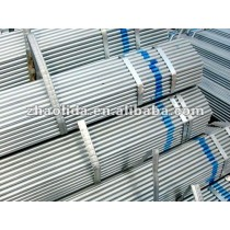 15nb hot-dipped galvanized carbon tube