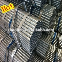 Different Size HDG Steel Pipe