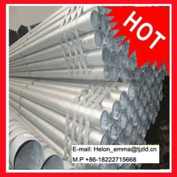 Carbon steel tubes/hot dipped galvanized pipes/high quality pipes